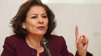 Nestora Salgado miente, no está exonerada, dice Miranda de Wallace