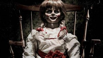 'Anabelle' asusta en sala de cine de México