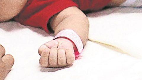Bebé se intoxica con cocaína en Edomex; la reportan grave