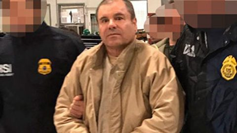 'El Chapo' Guzmán asegura que 'está enfermo' por su aislamiento en EU