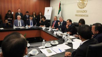 Ruiz Esparza comparece ante el Congreso por Paso Exprés