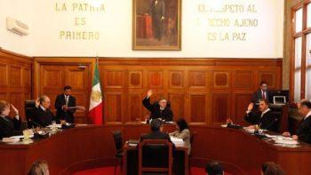 Corte avala reservar bitácoras de vuelo del Estado Mayor Presidencial