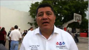 Encuentran muerto a ex alcalde mexiquense