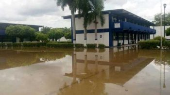 Descartan daños a escuelas en estados afectados por 'Franklin'