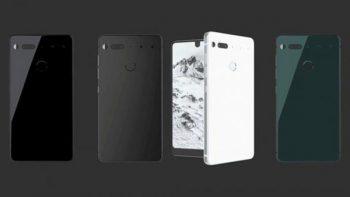 Essential Phone ya está en fase de producción: Andy Rubin