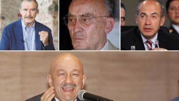 ¿Cuál es la pensión un ex presidente?