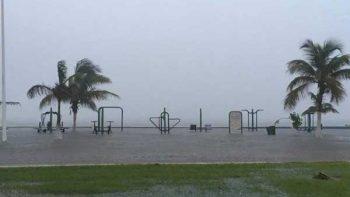 Campeche cierra dos puertos y un aeropuerto por 'Franklin'