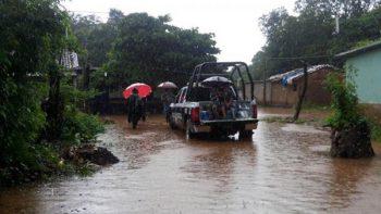 Tormenta tropical 'Franklin' deja daños menores en Oaxaca