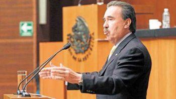 Pide Gamboa acuerdo para aprobar leyes que demandan los mexicanos