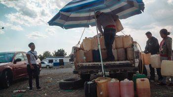 Sube de precio gasolina en mercado negro de Puebla