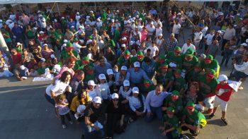 Festejan Maki y Reynosa a Mundialistas de Williamsport