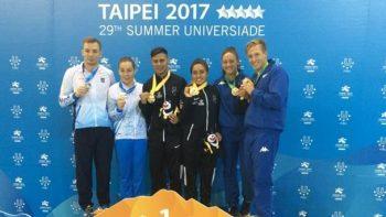 Otra medalla de oro para México en Taipéi
