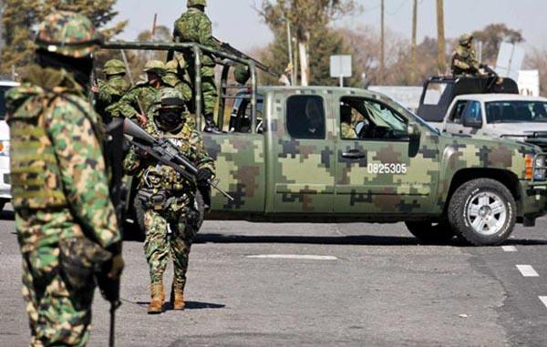 Militarizar la seguridad no es la solución: PAN