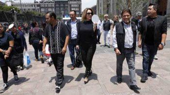 Recuerdan a Cantinflas en la Catedral Metropolitana