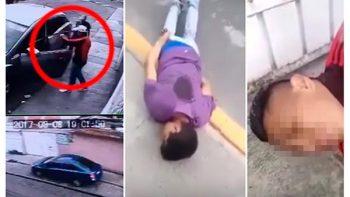 Muere joven de 14 años luego de robar camioneta en Ecatepec