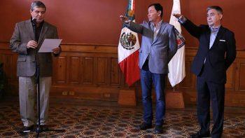 Designa 'El Bronco' nuevos funcionarios;  Asume Fasci dirección de CISEC