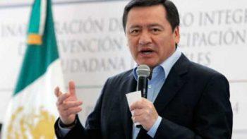 Osorio Chong activa protocolos de monitoreo por sismo