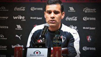 Rafa Márquez puede aportar al Tri: Ordiales