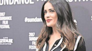 Salma Hayek agradece a DiCaprio por ayudar a México