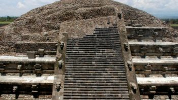 Atenderán problemas de conservación del Templo de la Serpiente Emplumada
