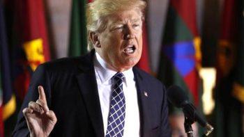 Trump vincula tema DACA con seguridad fronteriza