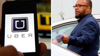 Chofer de Uber entra en pánico tras intentar violar a una pasajera con VIH