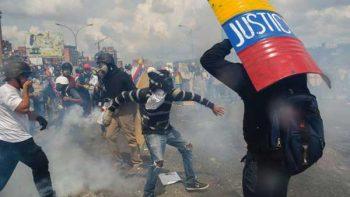 'Vamos a recuperar la decencia en Venezuela'