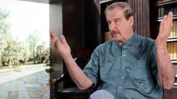Defiende Vicente Fox pensión a ex presidentes