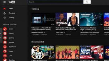 Activa el tema oscuro de YouTube en dos clics