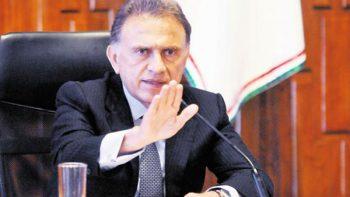 Desafía Yunes al Poder Judicial; incumple sentencias