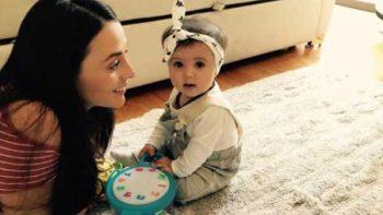 Hija de Zuria Vega encanta en las redes sociales