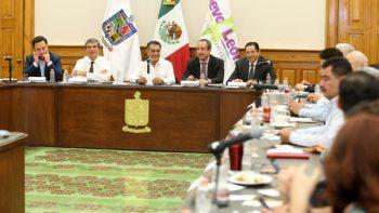 Donarán funcionarios estatales una quincena en apoyo a damnificados