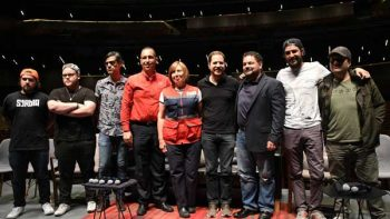 Artistas regios se unen para apoyar a damnificados