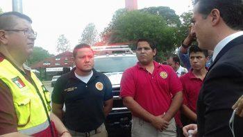 Participarán rescatistas de Monterrey en labores de auxilio en CDMX
