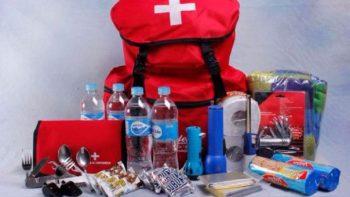 Ante la posibilidad de réplicas, prepara tu mochila de emergencia