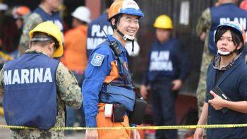 Un amparo abrió la puerta a rescatistas internacionales