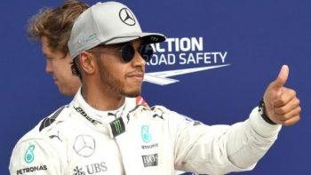 Lewis Hamilton se lleva la Pole en Italia