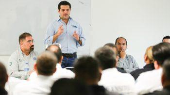 Refuerza Guadalupe seguridad; advierte Paco Cienfuegos en reunión con mandos policiales