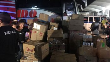 Van al rescate 34 matamorenses a la Ciudad México