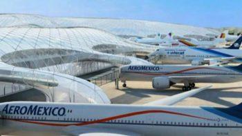 Constructores piden respetar contratos del nuevo aeropuerto