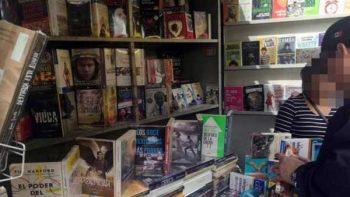 Asegura PGR 8 mil 600 libros apócrifos en la Cuauhtémoc