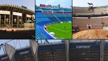 Así quedaron los estadios en la CDMX tras sismo