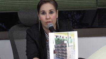 Apoya Gobierno Independiente a Cendis con alimentos y sueldos