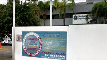 Falsa alarma de bomba en la Secretaría de Seguridad Pública y Tránsito de Guadalupe