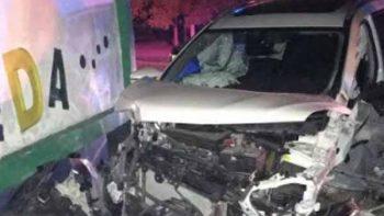 Choca sacerdote al conducir en estado de ebriedad en Hermosillo
