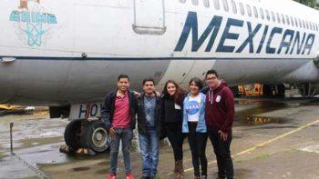 Estudiantes del IPN buscan convertirse en cazadores de tormentas