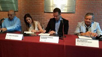 Firman convenio de colaboración Conarte y Fundación Montemayor Seguy
