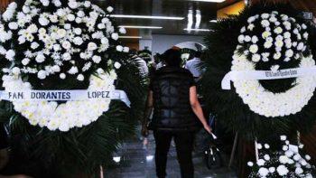 Llega cuerpo de Mara a Xalapa; es velada por familiares