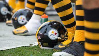 Los Steelers se quedarán en el vestidor cuando suene el himno
