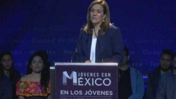 Zavala va por candidatura del PAN, pero no descarta ser independiente